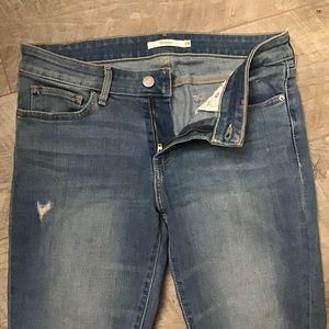 Levi's Jeans - Levi's 711 Skinny Jeans - Size 29